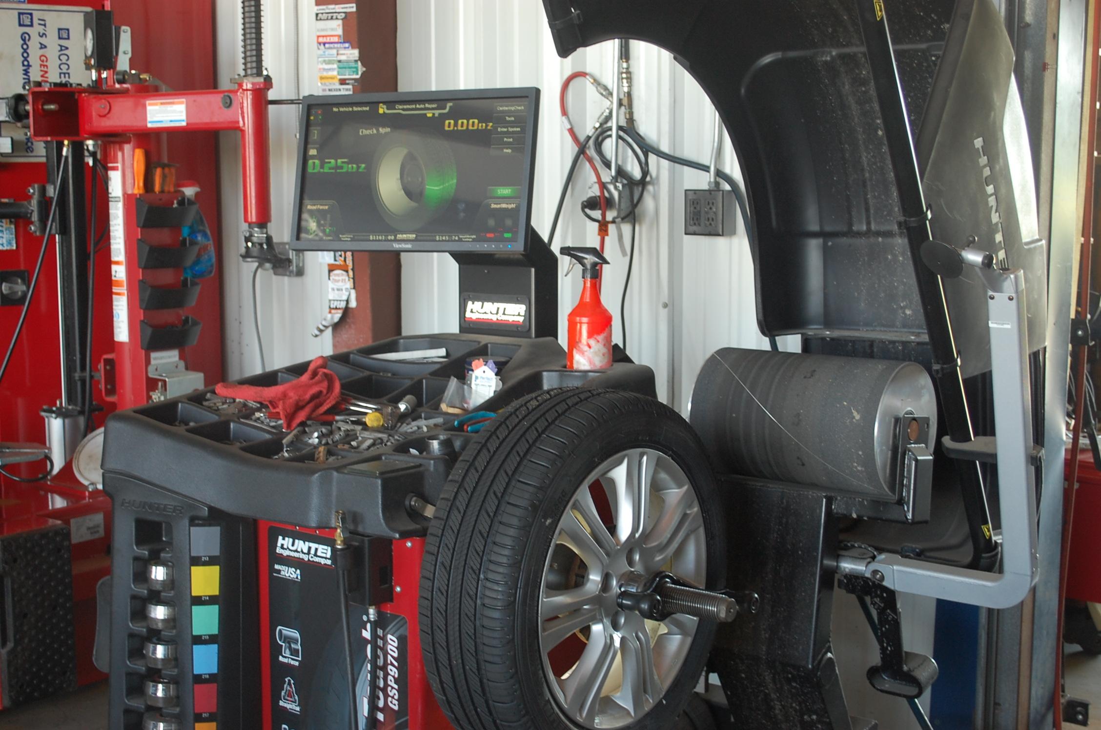 Services Clairemont Auto Repair Service Llc